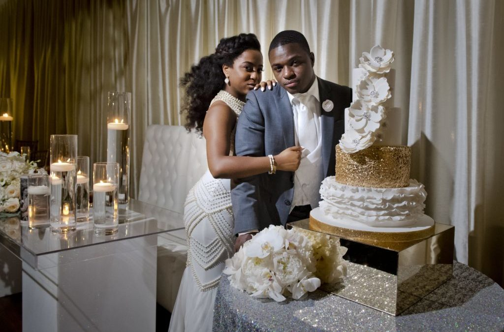 ELIE & PRISCA, A VINTAGE POSH FLORIDA WEDDING
