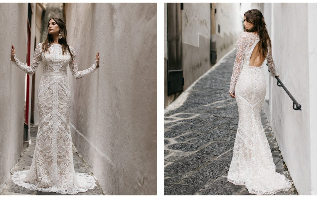 Bridal Fashion from Tara Lauren