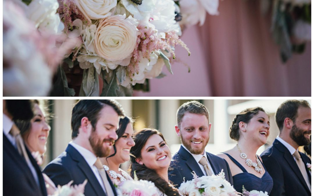 Downtown Fort Worth Sundance Square Wedding – Samantha and Michael