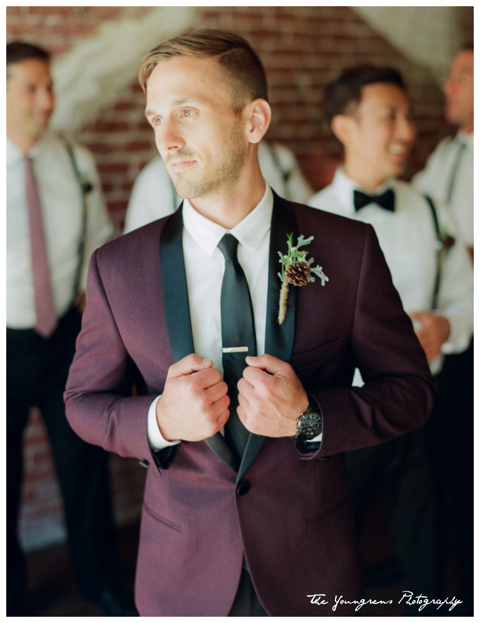 the-coordinated-bride-top-5-groom-look-burgundy-with-black-shawl-lapel-jpg