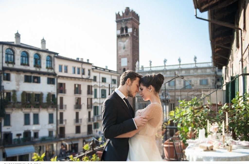 Classic Romance Shoot in Verona – Zahavit Tshuba