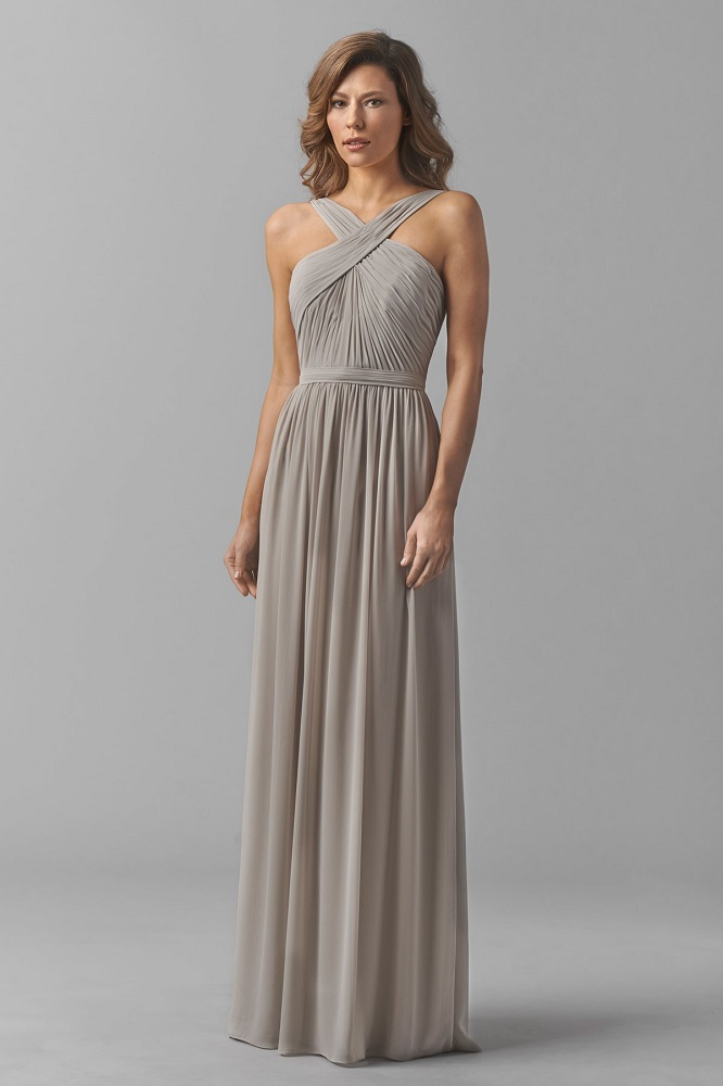 The Coordinated Bride Top 5 Bridesmaid Dress wattersmicahdress