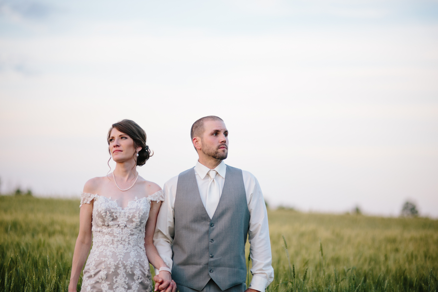 Rustic Barn Wedding In Rural Pennsylvania