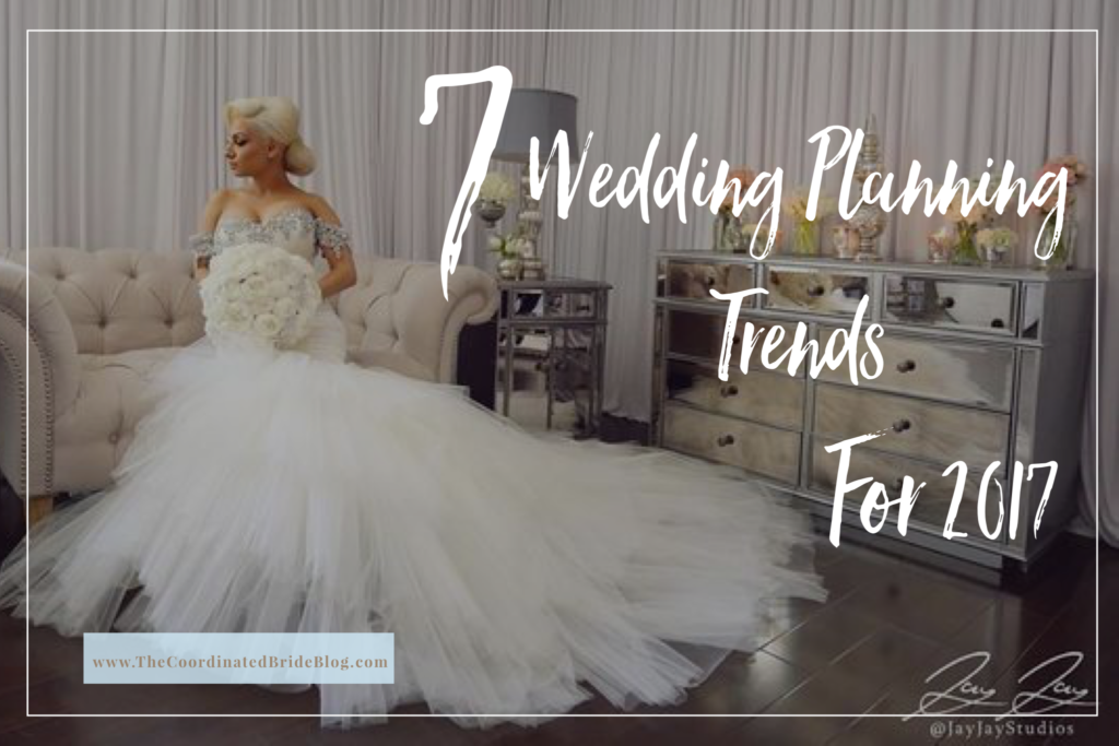 7 Trends to Consider When Wedding Planning