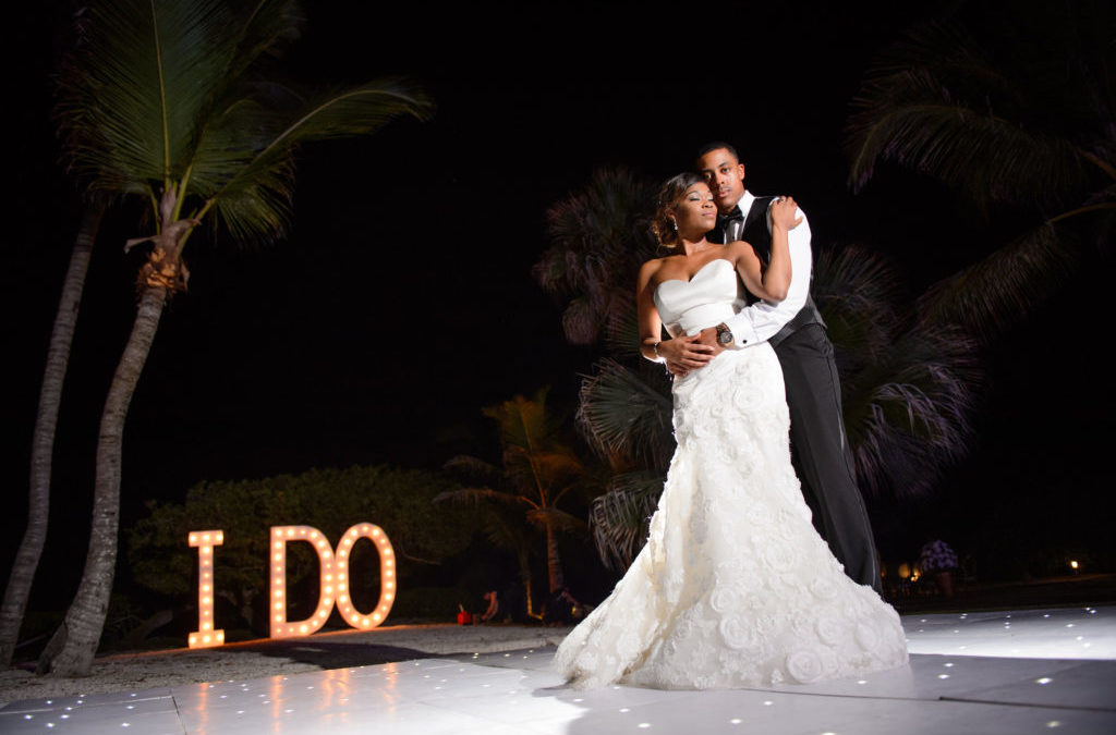A Beautiful Dominican Republic Destination Wedding- Briana & Jaymie