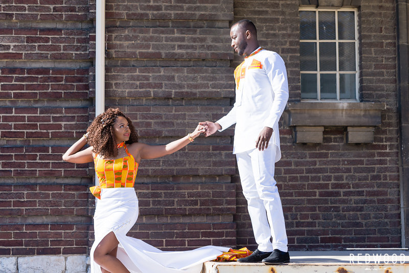 Kerena and Wendell's Canada Engagement Shoot