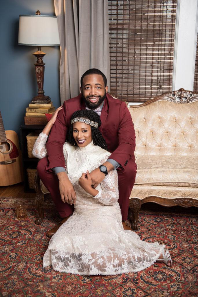 1 Year Wedding Anniversary Photos - Nashville, TN