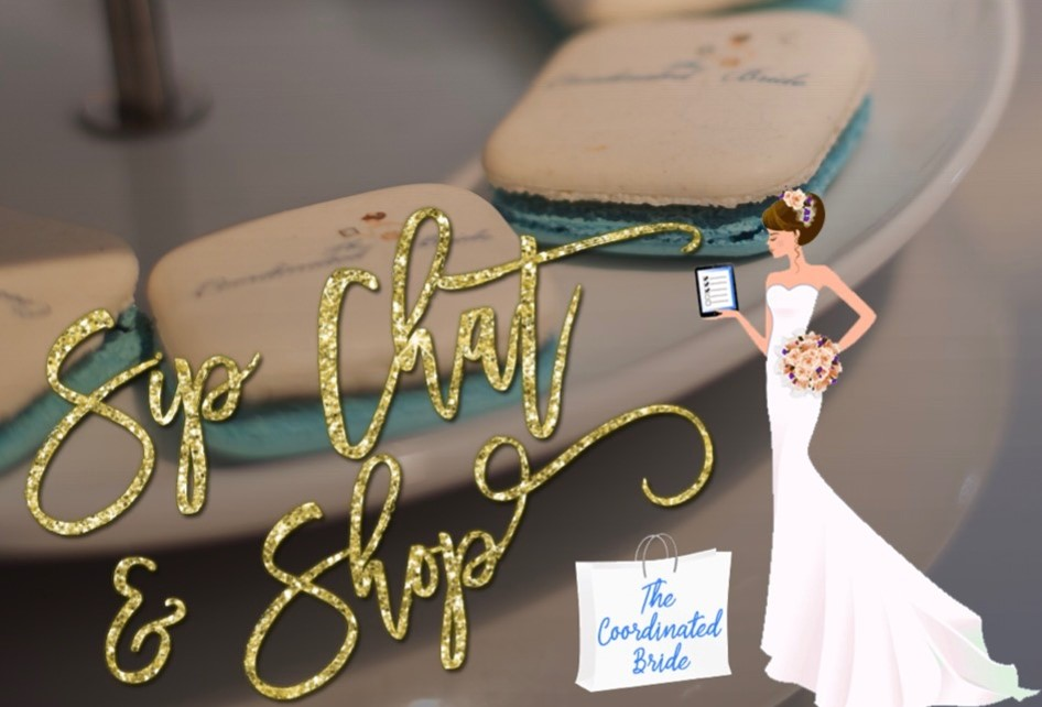 The Coordinated Bride Sip & Shop, A Collaboration with Neiman Marcus Roosevelt Field