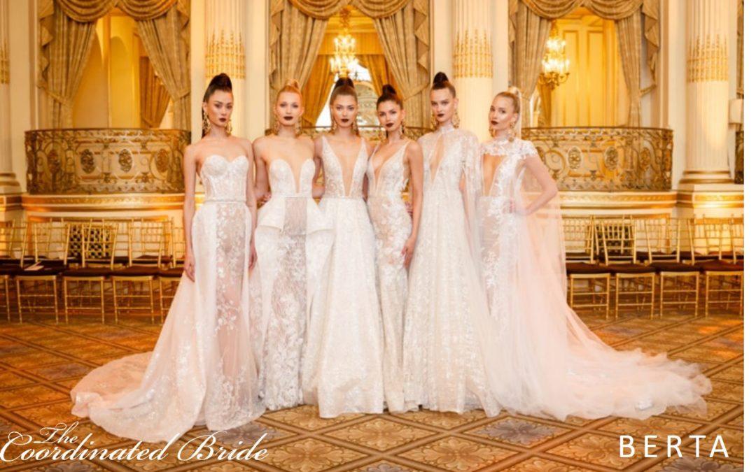 BERTA BRIDAL SPRING 2018 BRIDAL RUNWAY SHOW