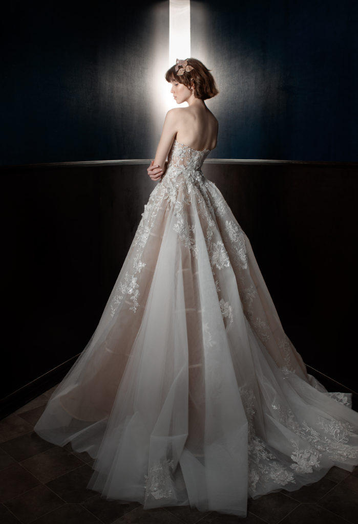 The Coordinated Bride Galia Lahav Alma Back
