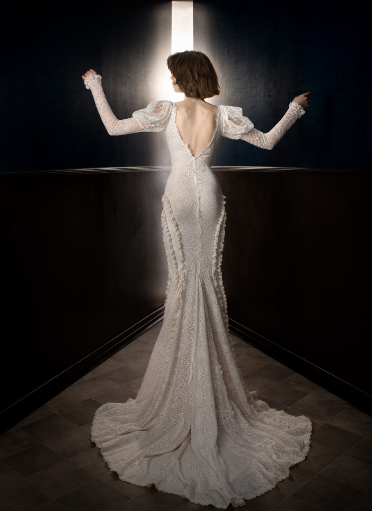 The Coordinated Bride Galia Lahav Charlie Back