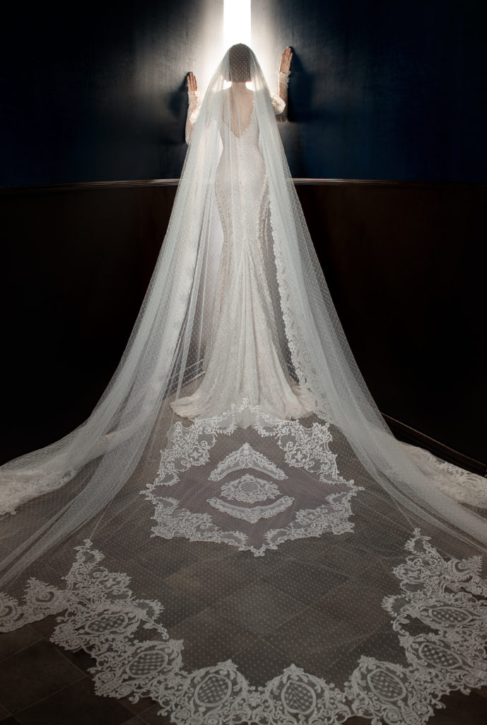 The Coordinated Bride Galia Lahav Esther Veil
