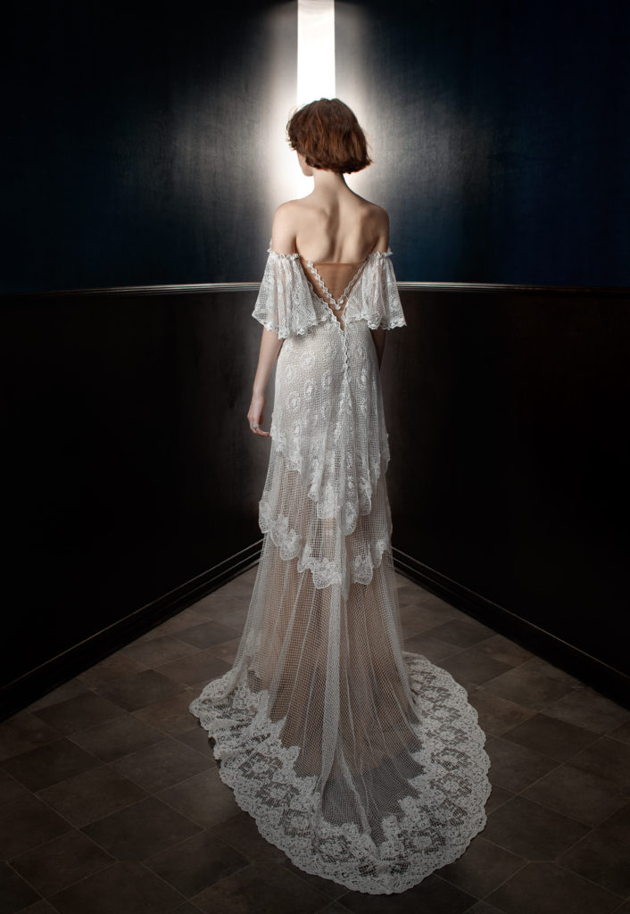 The Coordinated Bride Galia Lahav Lizzy Back