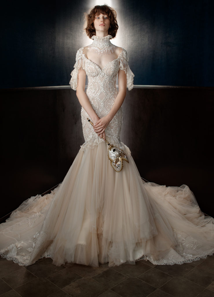 The Coordinated Bride Galia Lahav Ms. Genesis Front