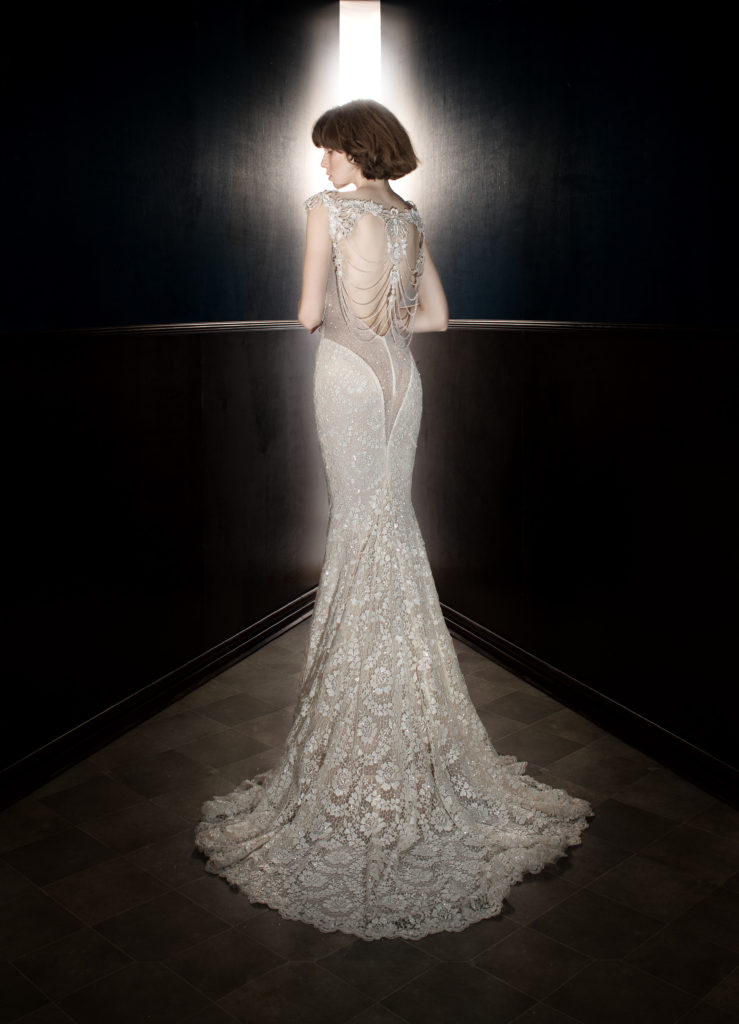 The Coordinated Bride Galia Lahav Rayne Back