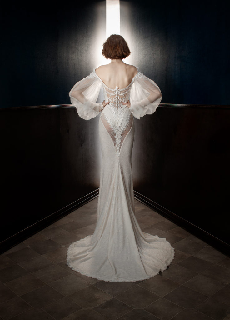 The Coordinated Bride Galia Lahav Thelma Back