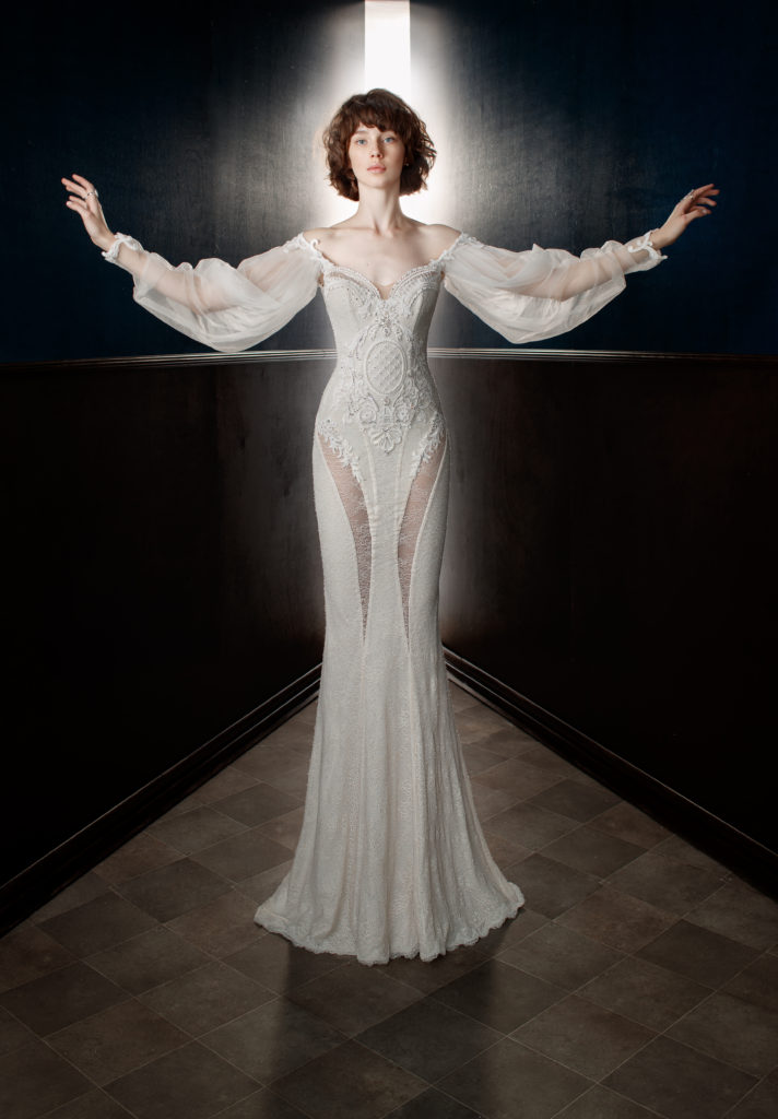 The Coordinated Bride Galia Lahav Thelma Front