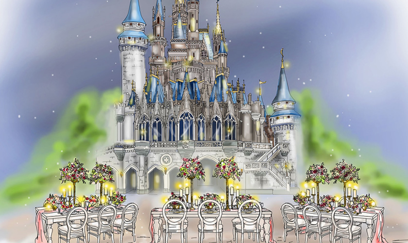The Magic Kingdom After Hours Experience – Getting Married at Disney