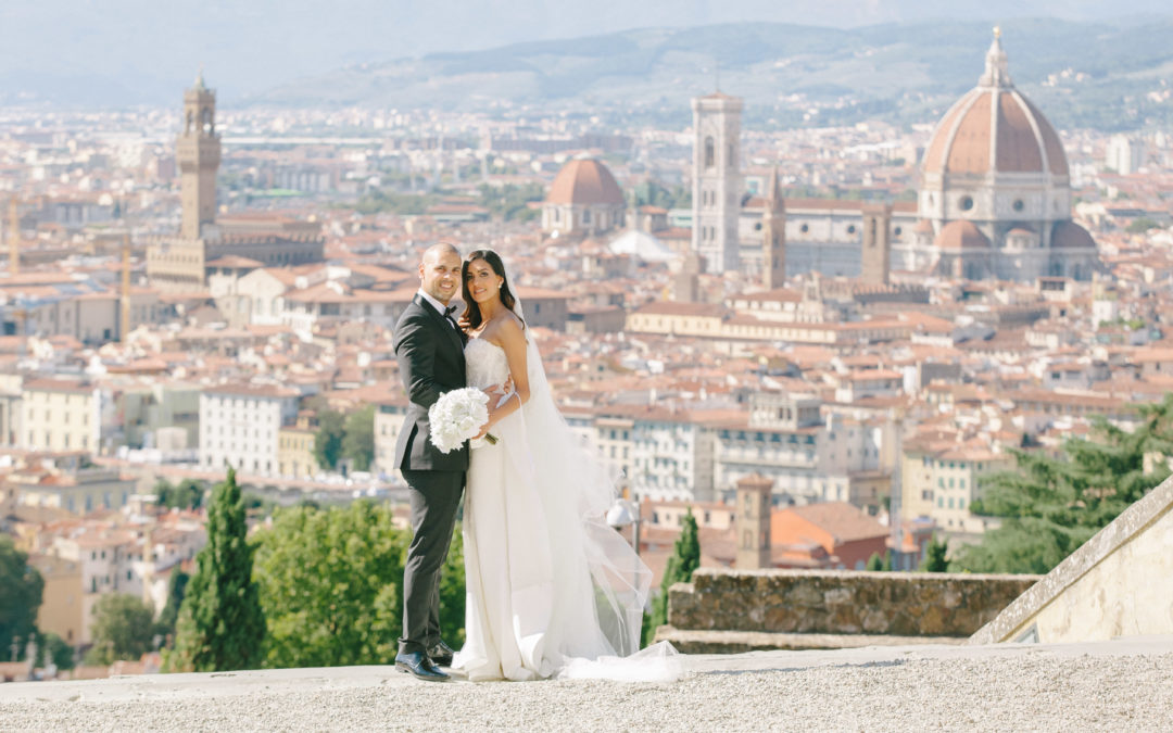 A Fairy Tale Destination Wedding in Italy