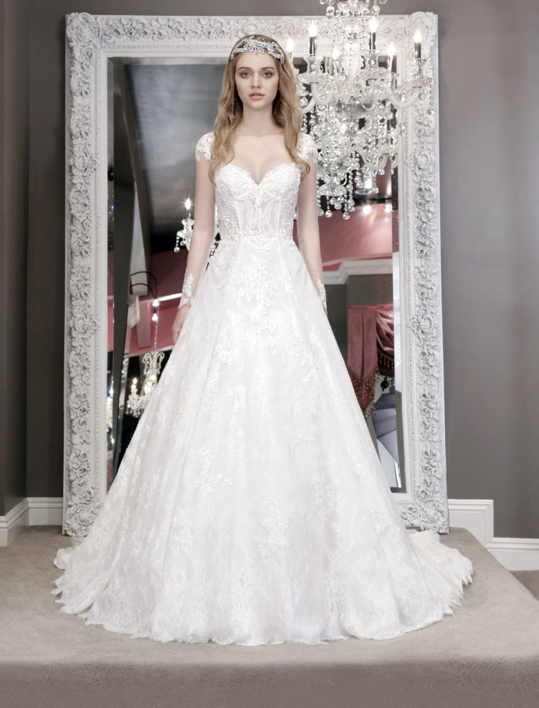 Winnie Couture The Coordinated Bride 3242_Soleil