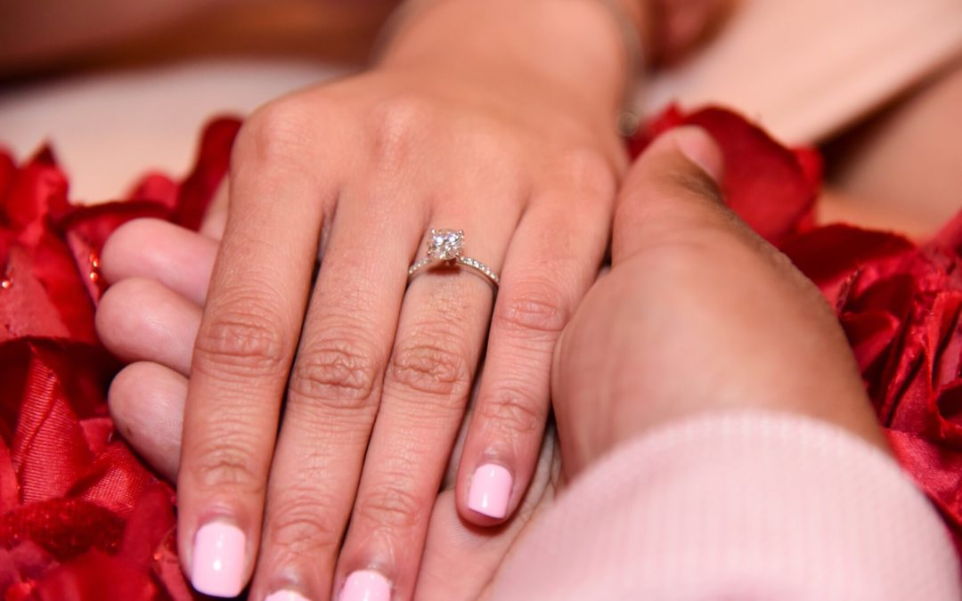 Guest Bride Blogger Kim {JE #1}- Something Always Felt Right
