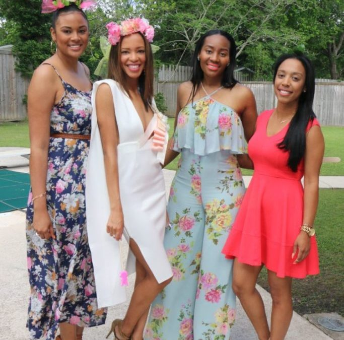 Guest Bride Blogger Harmony {JE #3} – My Flower Power Easter Shower