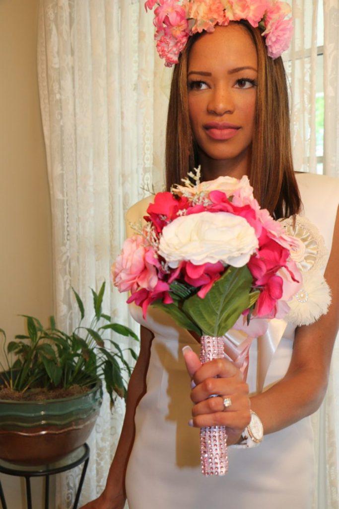 The Coordinated Bride HarmonyFlowerBridalShower4