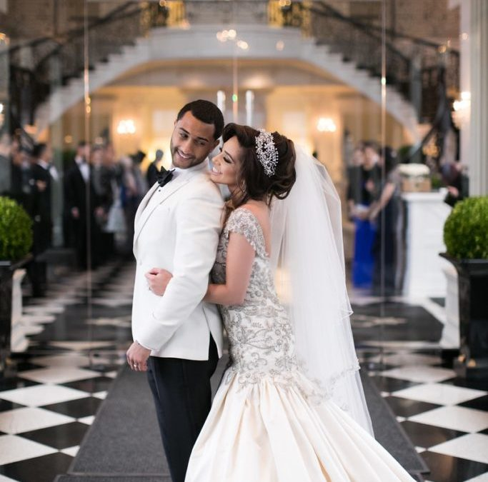 Fashion Blogger Bayann Ties the Knot