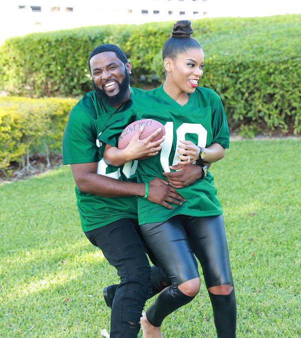 Ja'Kephra & Ranaldo Florida Engagement Shoot – Nate Veal Photography