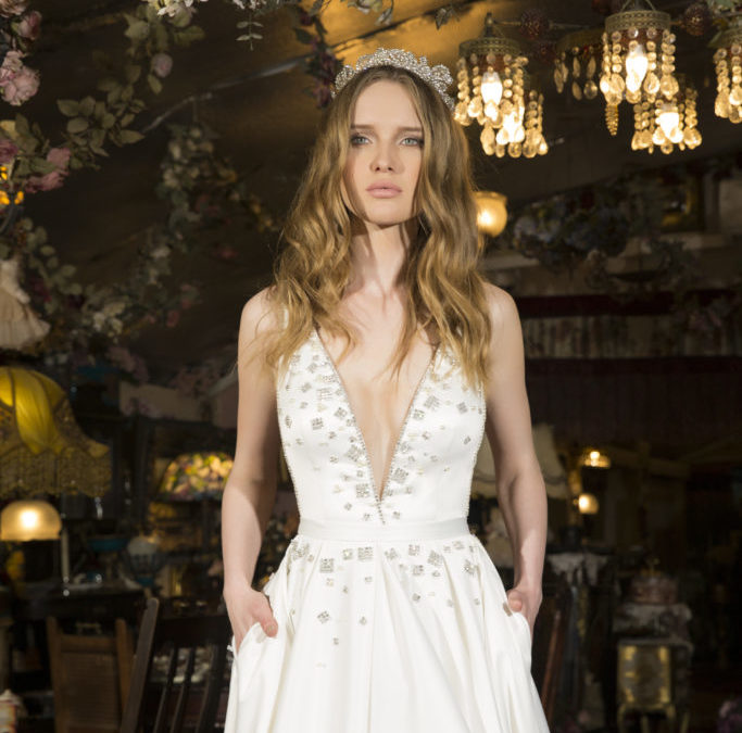 Michal Medina Haute Couture Alice In Wonderland 2018 Collection