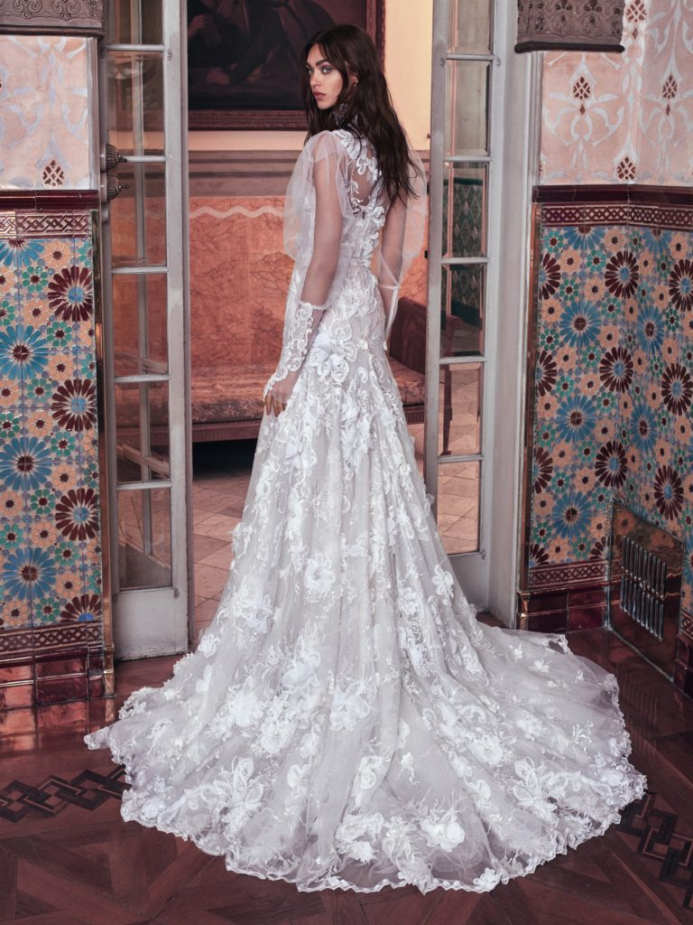 The_Coordinated_Bride_Galia_Lahav_Victorian_Afinity_Laura back