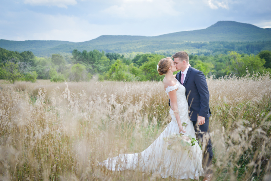 A Late Summer Massachusetts Wedding