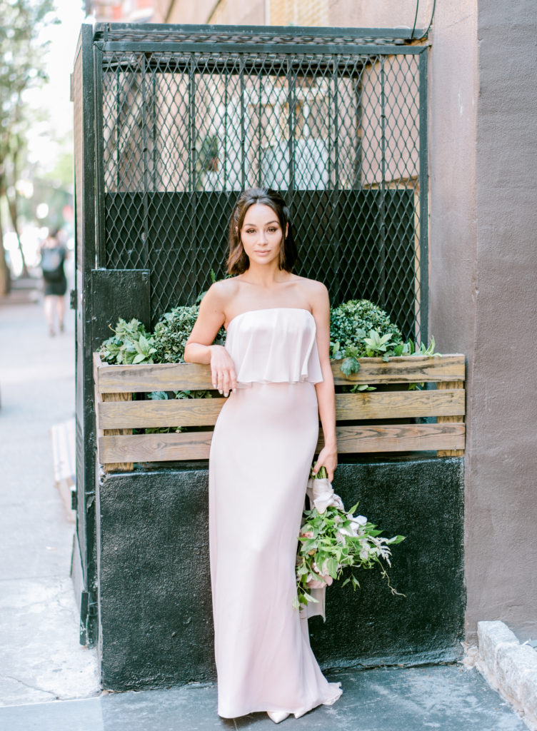 Cara Santana Hosts Bridal Shower With Vow To Be Chic
