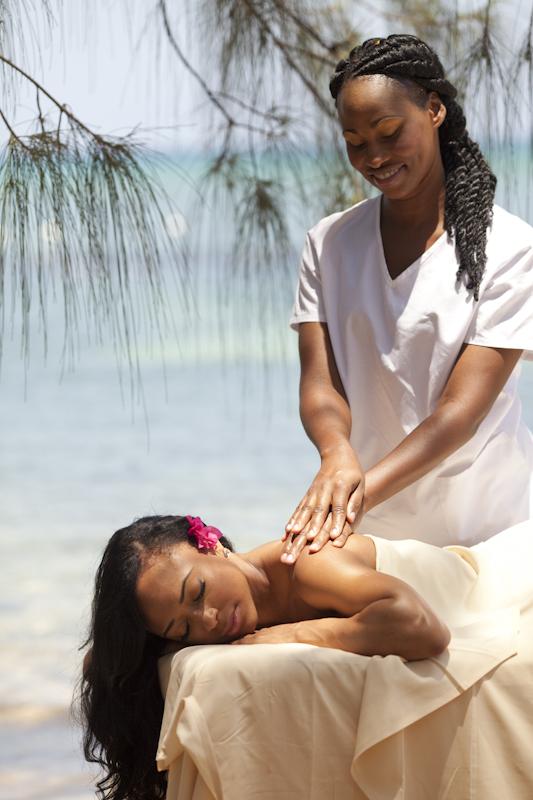 JPC - Radiant Spa Beach Massage
