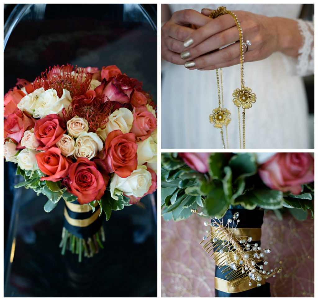 The Coordinated Bride Bouquet Flower Inspiration 12
