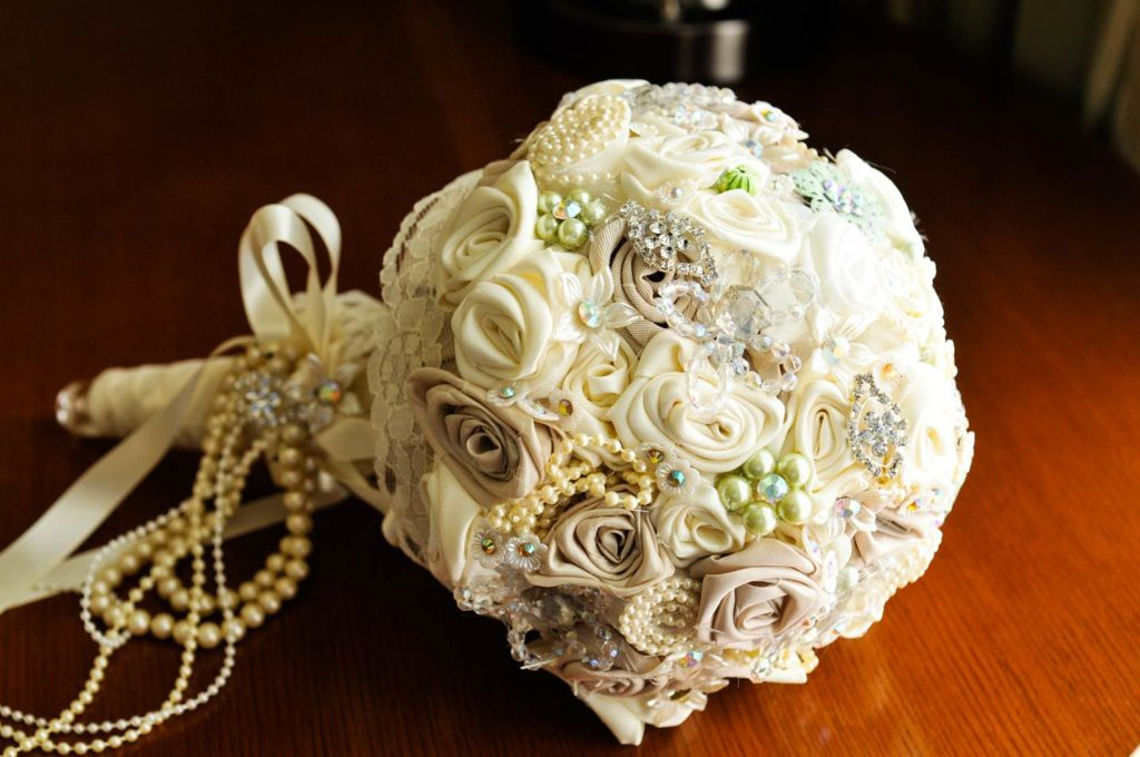 The Coordinated Bride Bouquet Flower Inspiration 15