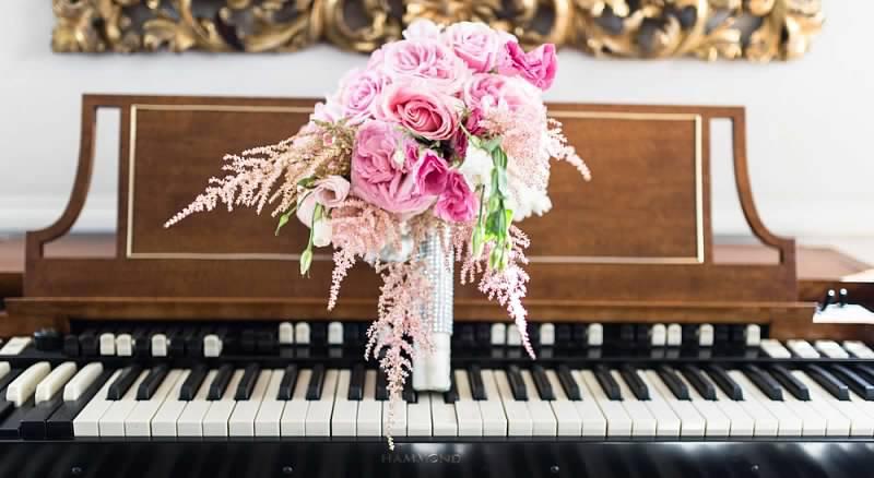 The Coordinated Bride Bouquet Flower Inspiration 16