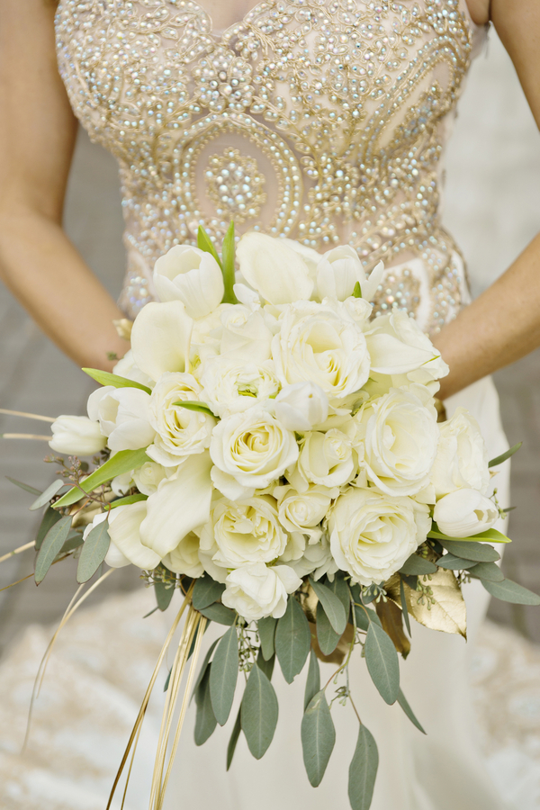 The Coordinated Bride Bouquet Flower Inspiration 2