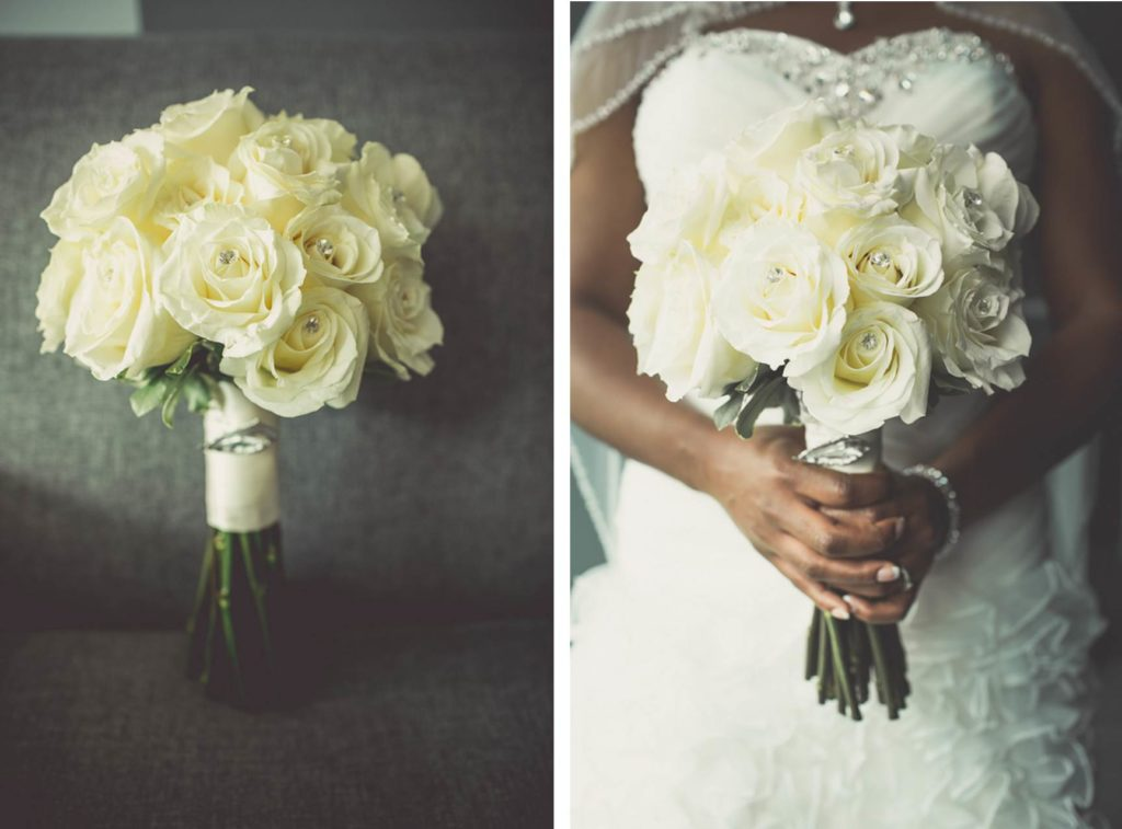 The Coordinated Bride Bouquet Flower Inspiration 20