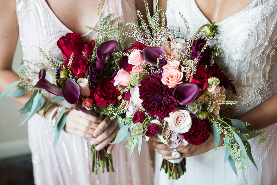 The Coordinated Bride Bouquet Flower Inspiration 5