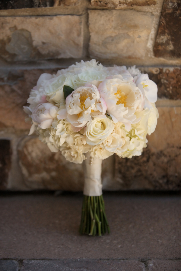 The Coordinated Bride Bouquet Flower Inspiration 6
