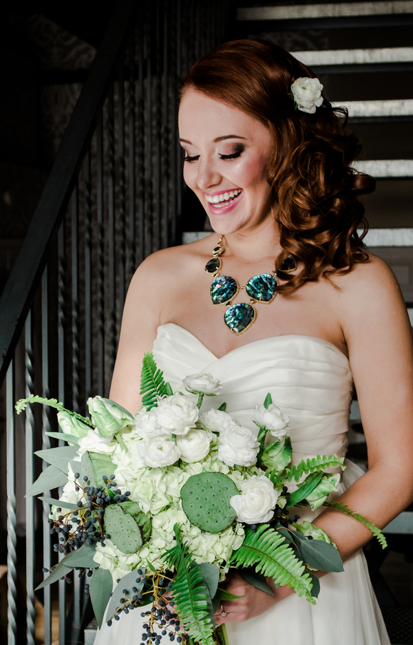 The Coordinated Bride Bouquet Flower Inspiration 8