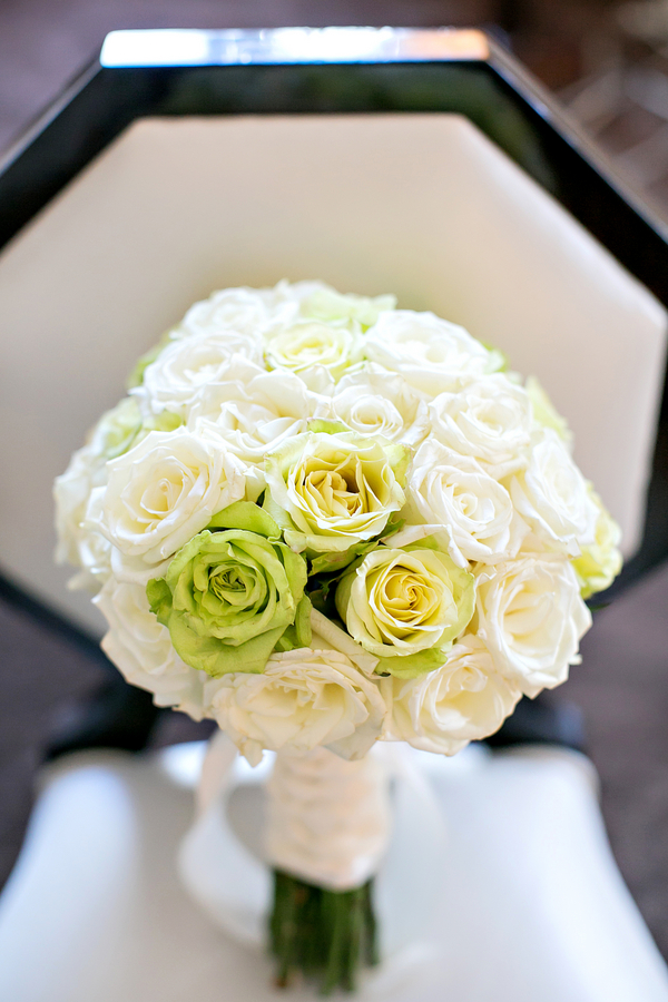 The Coordinated Bride Bouquet Flower Inspiration 9