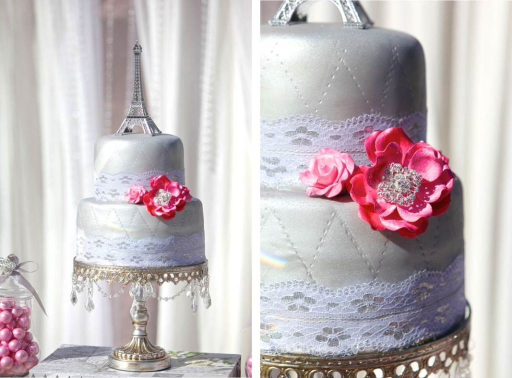 The Coordinated Bride Cake Inspiration 10