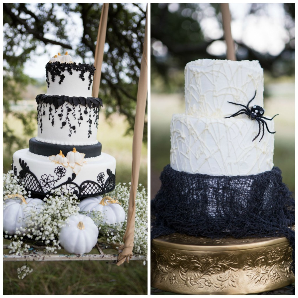 The Coordinated Bride Cake Inspiration 19