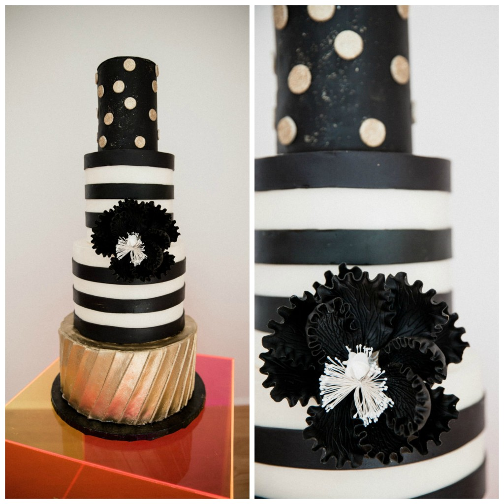 The Coordinated Bride Cake Inspiration 20
