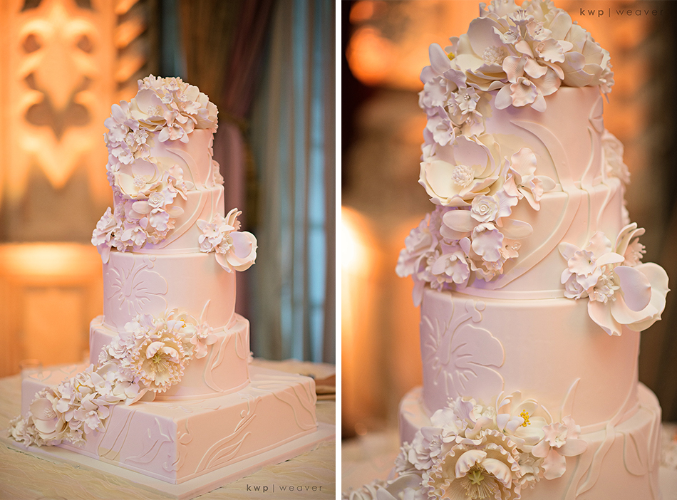 The Coordinated Bride Cake Inspiration 5