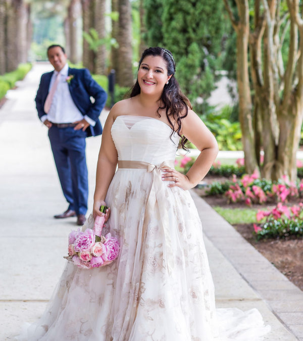 A Fairytale Florida Vow Renewal at The Four Seasons