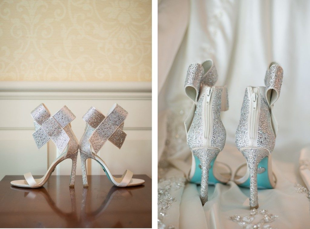 The Coordinated Bride Wedding Shoes Inspiration 24
