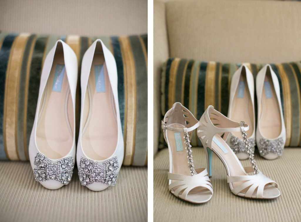 The Coordinated Bride Wedding Shoes Inspiration 25